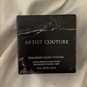 full size diamond glow powder